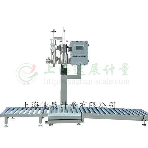 粘稠物料自动灌装机 GAF-300S2-Ex