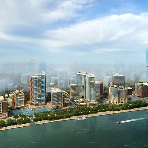 上海国际航运服务中心