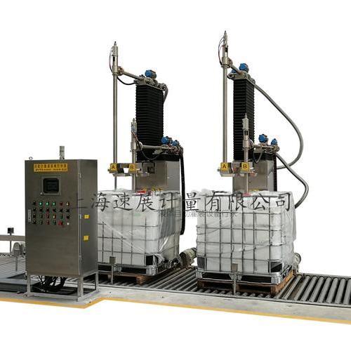 吨桶液体自动灌装机