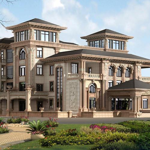 上海檀宫别墅