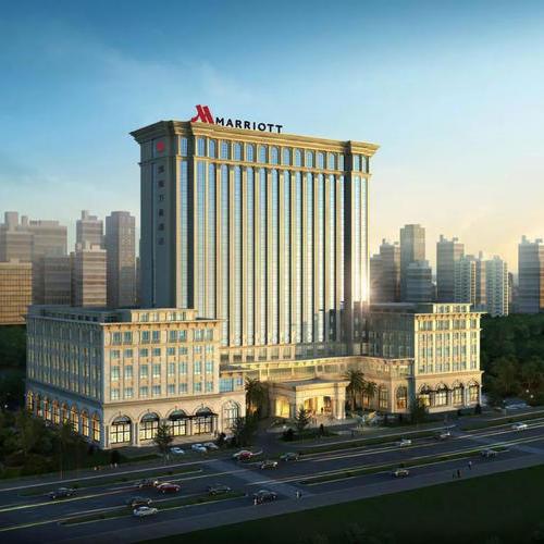 台州旗隆万豪酒店