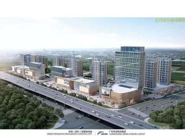 扬州智慧生活城