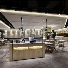 港式茶餐厅(实景图)