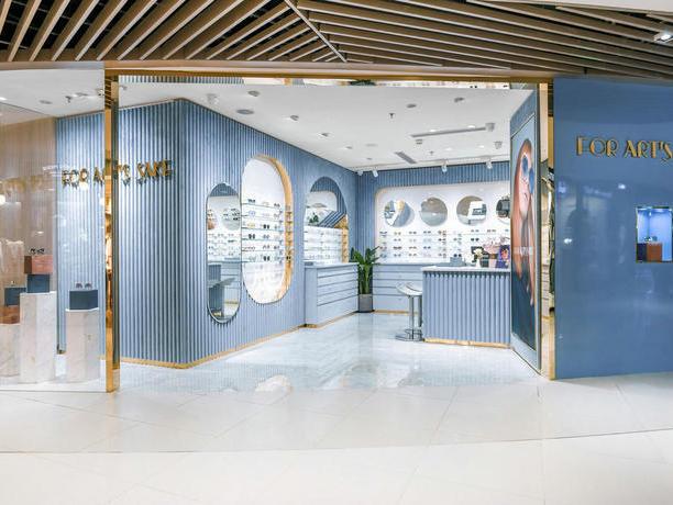 眼镜店(实景图)