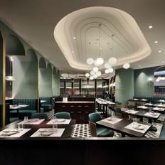 西餐厅(实景图)