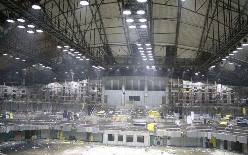 大型體育場館 200W體育場專用燈