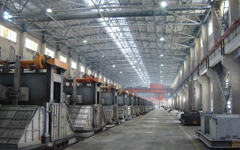 大型鍛造車間  200W 防塵工礦燈