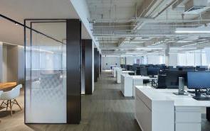 办公室装修隔断施工工艺