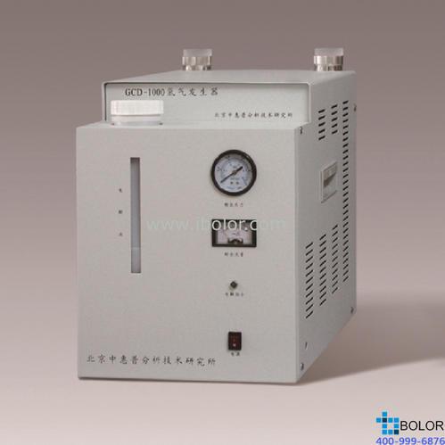 GCD-1000 高純度氫氣發生器