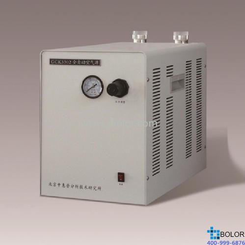 GCK3302 全自動空氣源 輸出流量:0-5000ml/min(0.4MPa狀態下);輸出壓力:0-0.4Mpa