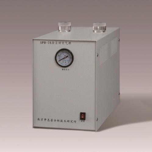 SPB-3S 全自動空氣源 輸出流量:0-2000ml/min (0.4MPa狀態下);輸出壓力:0-0.4Mpa