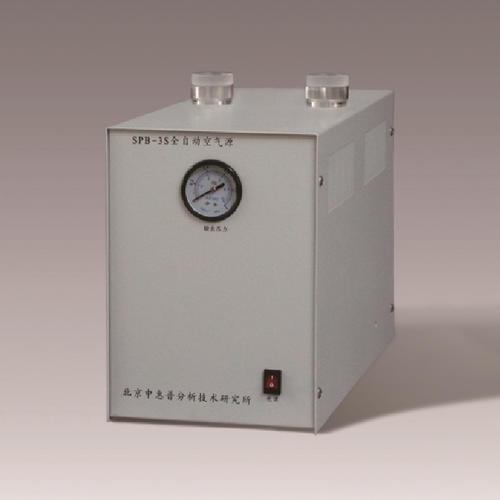 SPB-3S 全自动空气源 输出流量:0-2000ml/min (0.4MPa状态下);输出压力:0-0.4Mpa