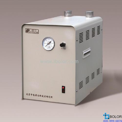 SPB-3 全自动空气源 输出流量:0-2000ml/min(0.4MPa状态下) 输出压力:0-0.4Mpa