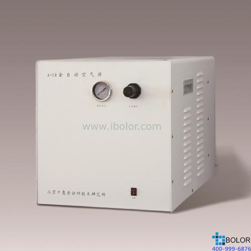 A-10 純無油全自動空氣源 輸出流量:0-10L/min (0.4MPa狀態下);輸出壓力:0-0.5MPa