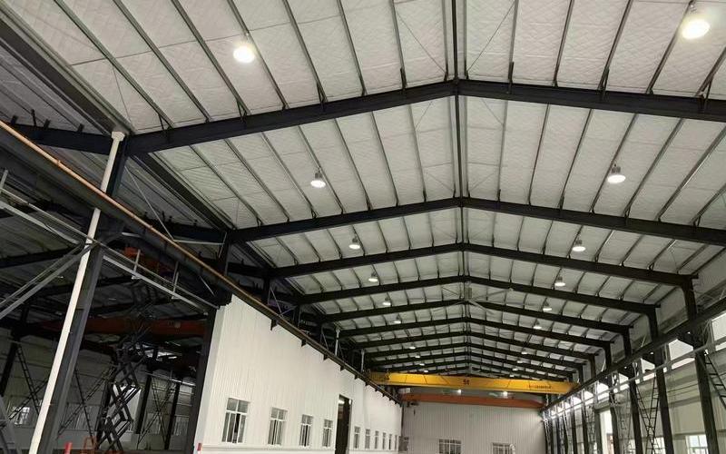大型鋼結構廠房