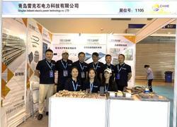 雷克石参展第十四届中国防雷技术与产品展
