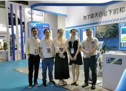 """浦芮斯光电参加""""2020中国气象现代化建设科技博览会"""""""