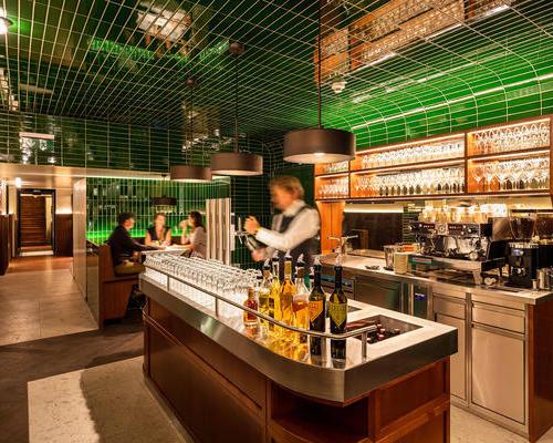 奶茶店装修设计展厅服装店珠宝店设计
