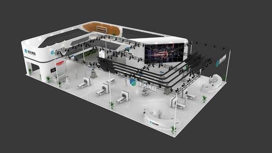 广州展台搭建设计_广州展会搭建设计_广州展览公司展览图片