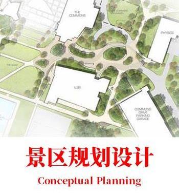 景区规划∑ 设计