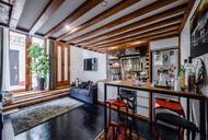 法租界核心地段——安福路49弄5号1楼,全屋地暖,租金12000元/月