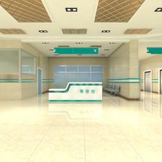 医疗门诊/医院(效果及实景图)
