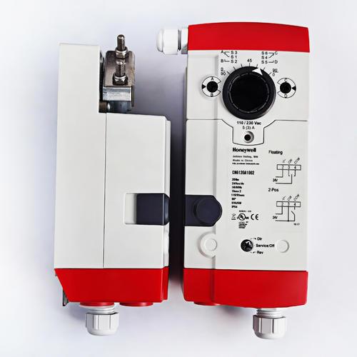 CN6120A1002 Honeywell 24V供电开关型风门执行器
