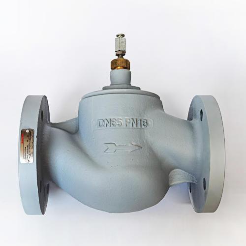 霍尼韦尔DN65电动二通阀法兰阀V5216A1061