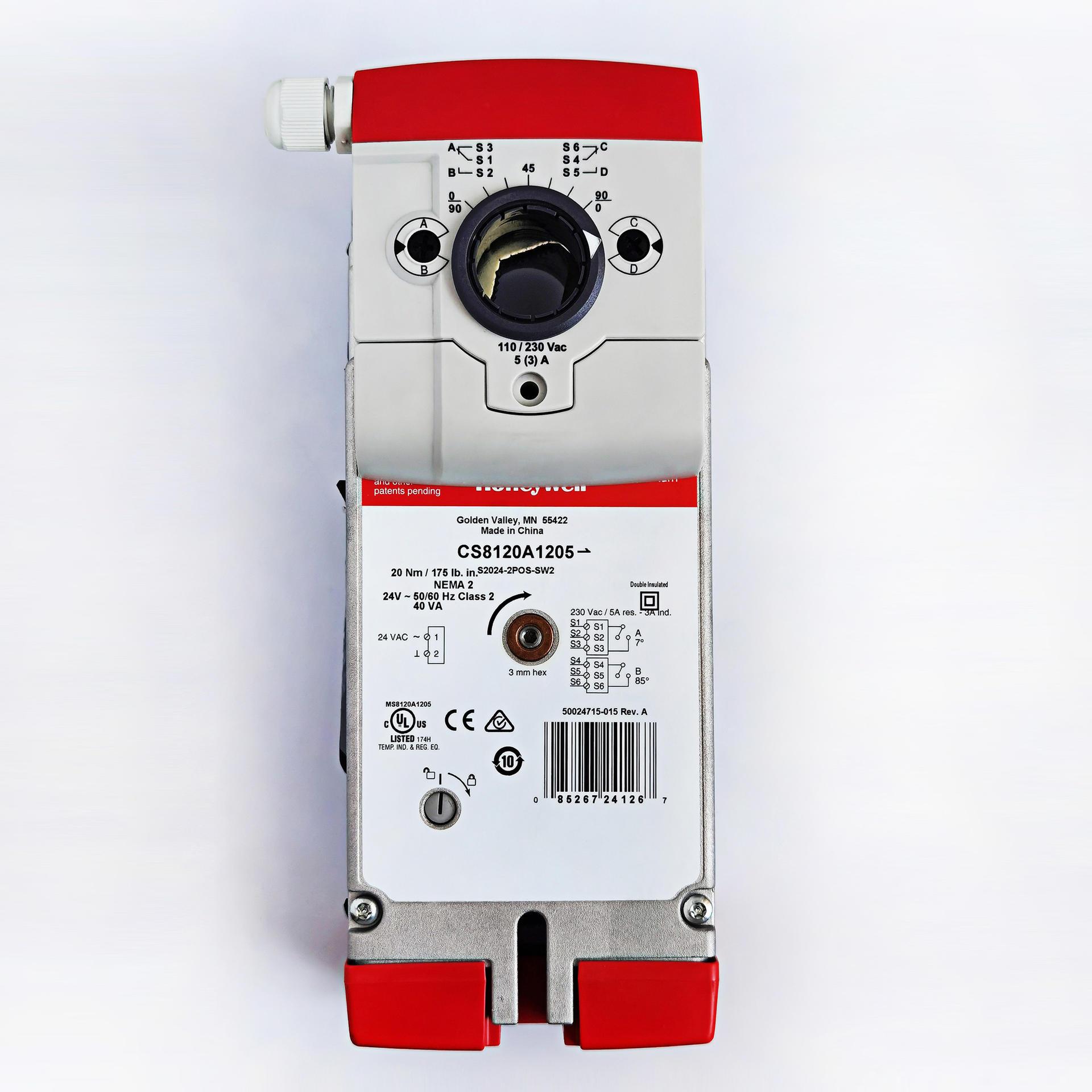 CS8120A1007 CS8120A1205 开关型弹簧复位风门执行器  (5)-产.jpg