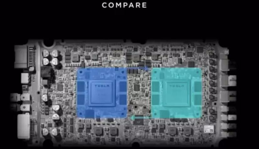 """马斯克将推出""""汽车CPU"""""""
