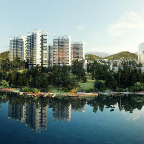 黃山龍駿家園丨分時度假 社區養老 69.92平精裝公寓