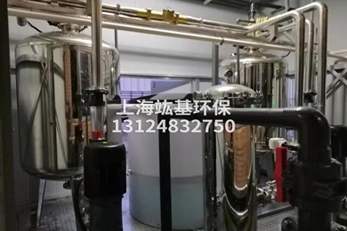 25吨软化水设备