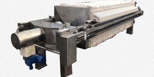 恒泉不锈钢板框压滤机