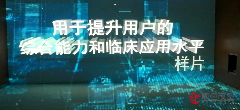 影視動畫 康達醫療裸眼3D影片