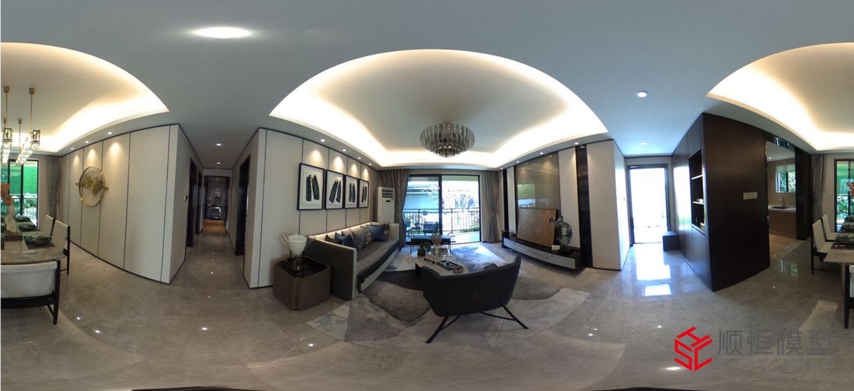 VR看房|綠地單體戶型VR瀏覽