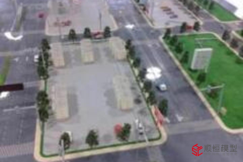 智能交通|停车场演示万博登陆官网