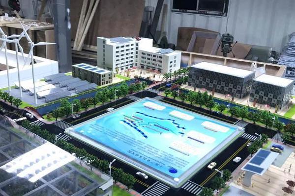 智慧城市|智慧环保能源沙盘