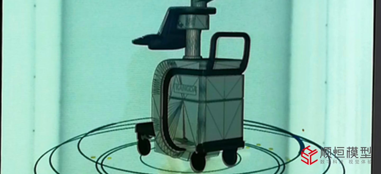 現實增強 康達醫療產品模型