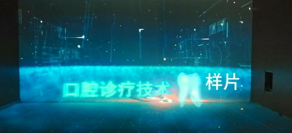 宁波康达医疗裸眼3D影片