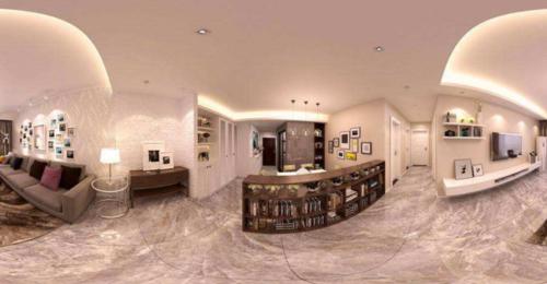VR看房|绿地单体户型VR浏览