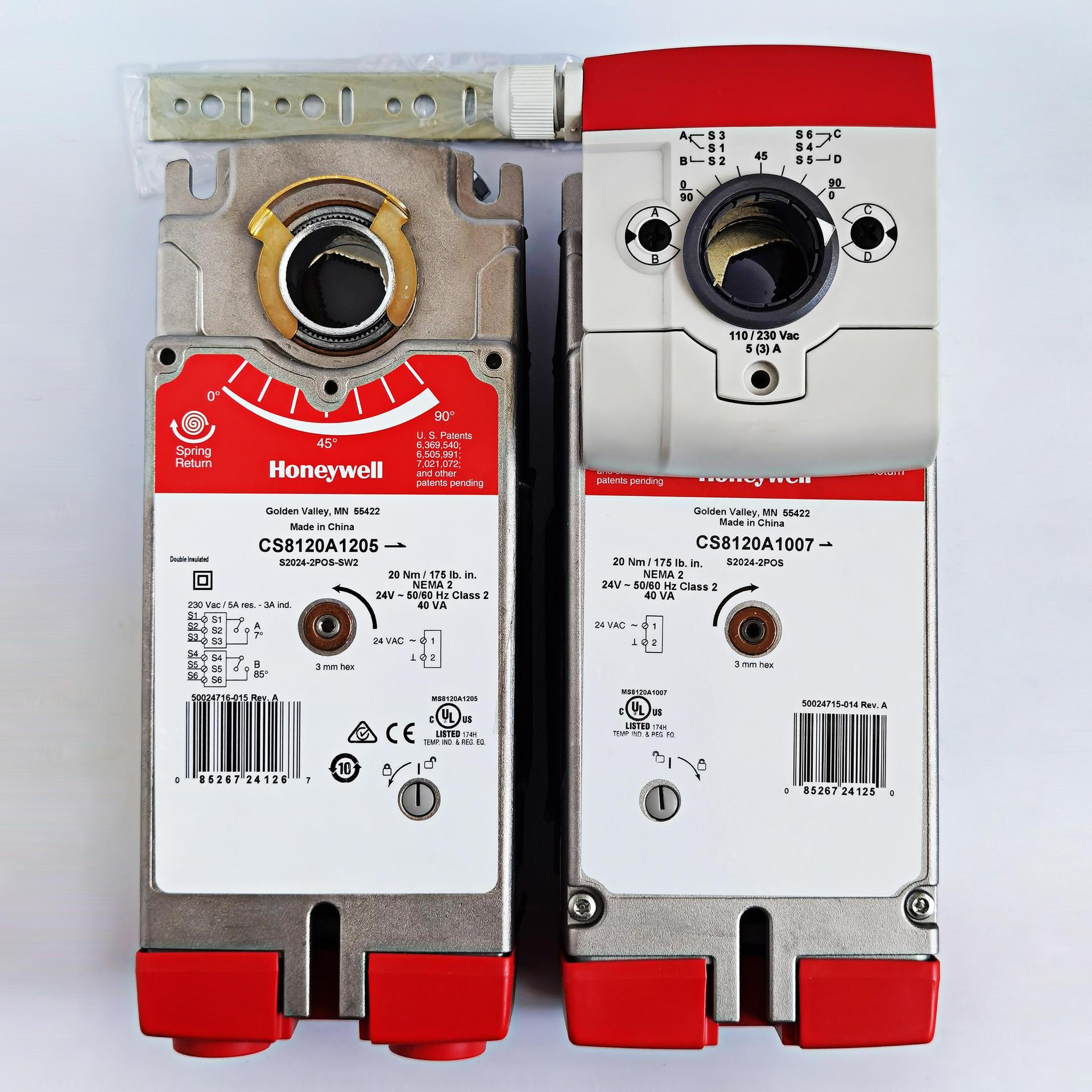 CS8120A1007 CS8120A1205 开关型弹簧复位风门执行器 03.jpg