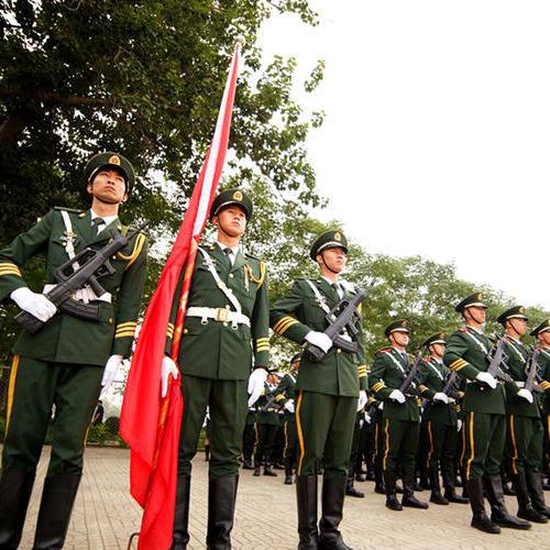 中国人民武装警察部队嘉定区中队