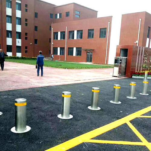 校园升降柱解决方案