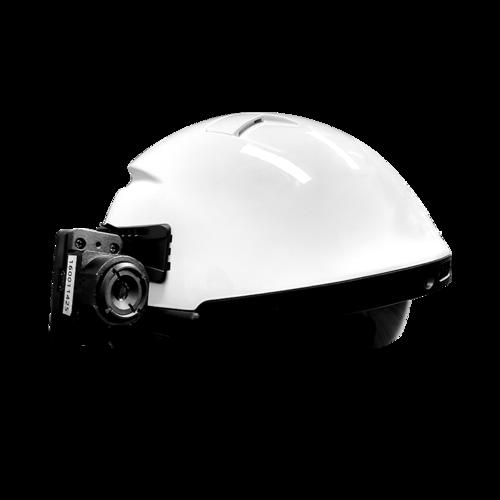 AI測溫頭盔YJ1778
