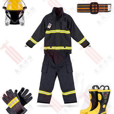 14款消防員滅火防護服五件套