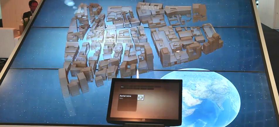 智慧城市|数字展示沙盘