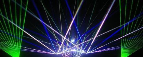 激光灯在ktv舞台灯光中的设计搭配
