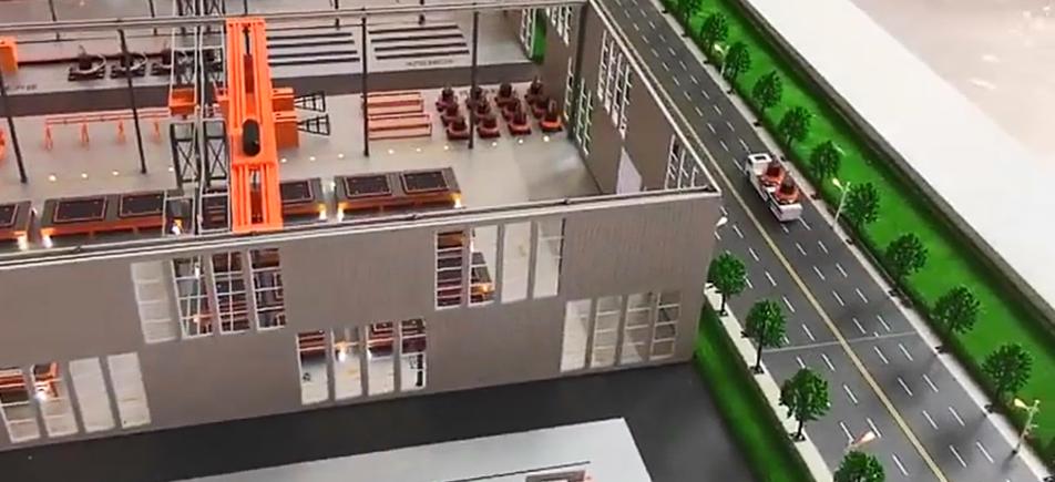 智能交通|苏州动态工业沙盘模型