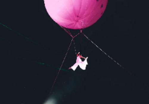 空中芭蕾—飞人
