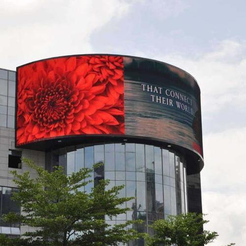 商业广告LED显示屏